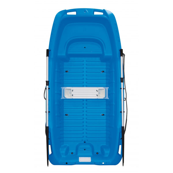 Bic 245 Boat - Blue/White