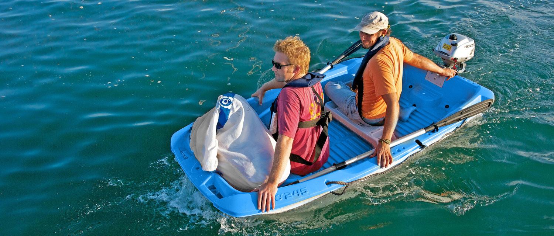 Bic Sportyak 245 Fishing Boat