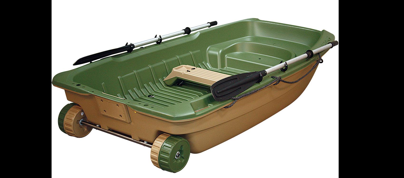 Bic 245 Boat - Green
