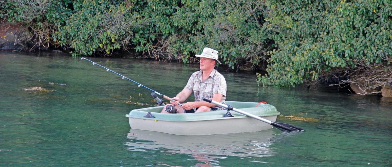 Bic Sportyak 213 Fishing Boat