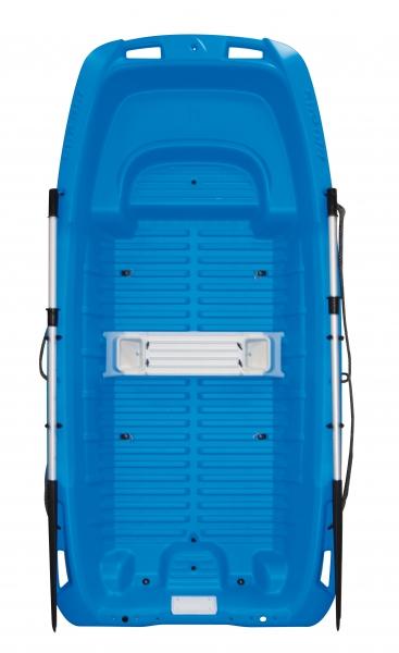 BIC Sportyak 245 Blue White Fishing Boat